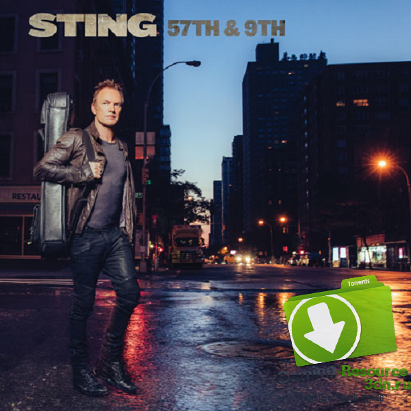 Sting - 57th & 9th [Deluxe Edition] (2016) MP3