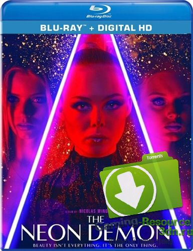 Неоновый демон / The Neon Demon (2016) BDRip