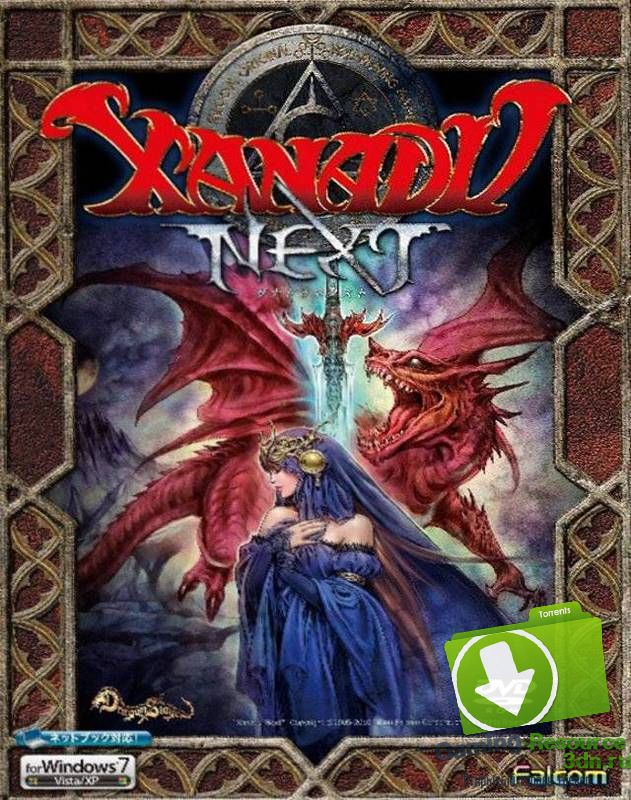 Xanadu Next (XSEED Games) (GOG) (ENG) [DL] (Update 1)