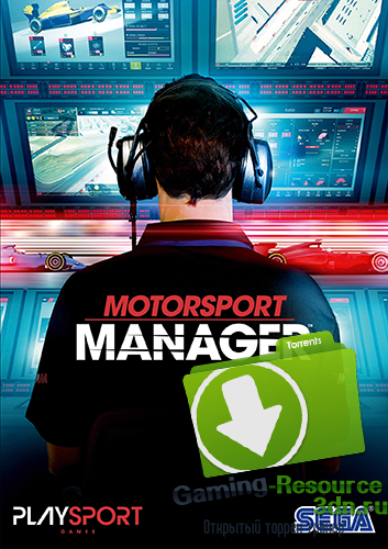Motorsport Manager (2016) PC | Лицензия