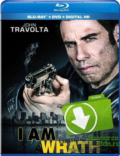 Я есть гнев / I Am Wrath (2016) HDRip