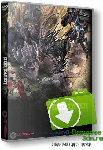 God Eater: Resurrection (2016) PC | RePack от R.G. Freedom