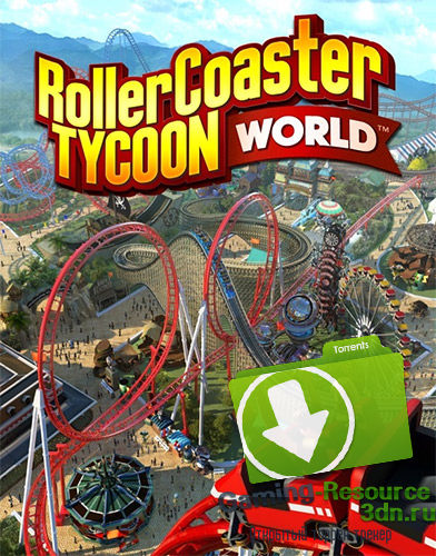 RollerCoaster Tycoon World (2016) PC | RePack от R.G. Catalyst