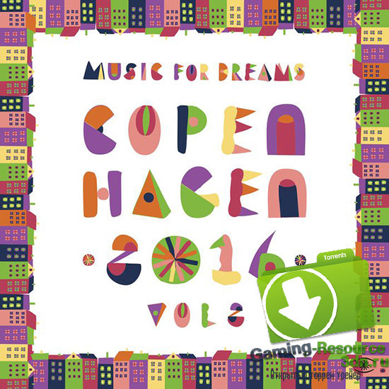 VA - Music For Dreams Copenhagen 2016, Vol. 2 (2016) MP3