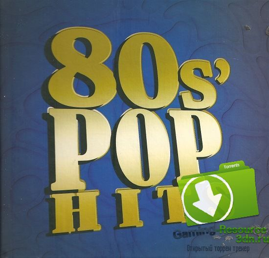 VA - 80's Pop Hits Collection 4CD (2011) MP3
