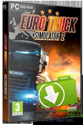 Скачать евро трек симулятор 2 dlc