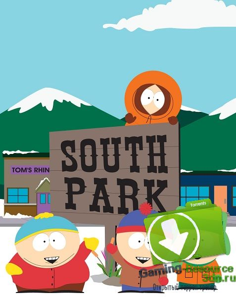 Южный парк / South Park [S20] (2016) HDTVRip