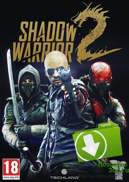 Shadow Warrior 2: Deluxe Edition [v 1.1.7.0] (2016) PC | Steam-Rip от R.G. Игроманы