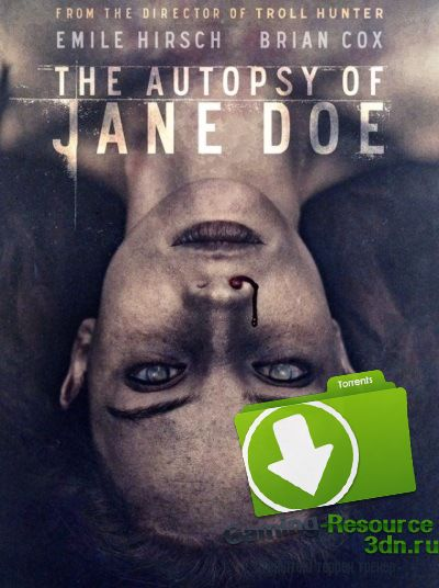 Демон внутри / The Autopsy of Jane Doe (2016) WEB-DLRip