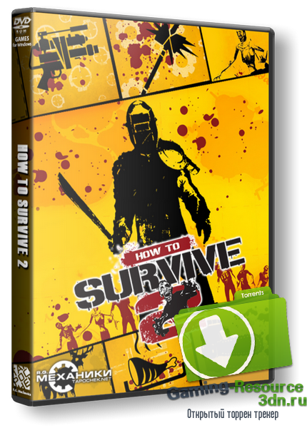 How to survive 2 pc free download.