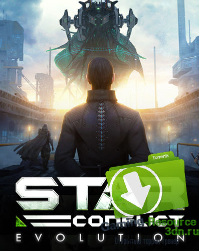 Star Conflict: Evolusion [1.4.0.98051]