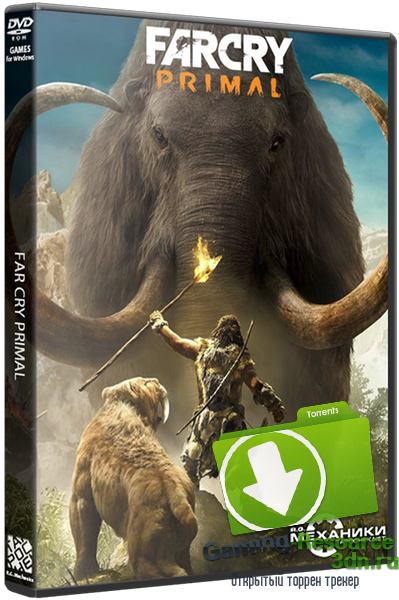 Far Cry Primal: Apex Edition (2016) PC | RePack от R.G. Механики