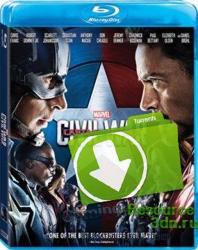 2016: первый мститель 3. Противостояние (hdrip/bdrip) фильмы в.
