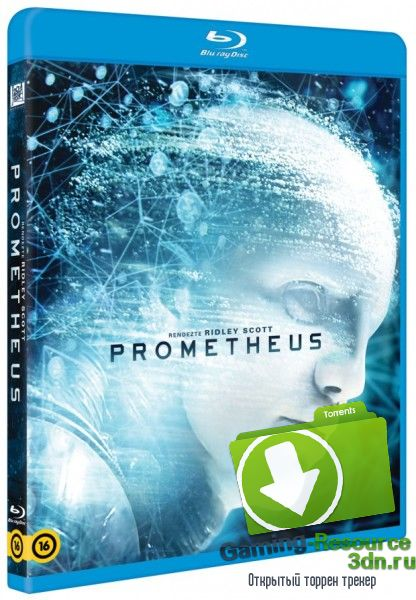 Прометей / Prometheus (2012) BDRip-AVC