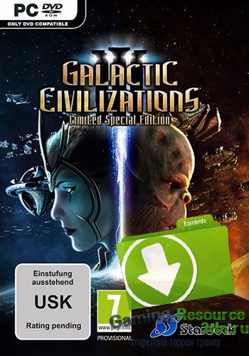 Galactic Civilizations III Gold [v.2.00] (2015) PC | Steam-Rip от Let'sРlay