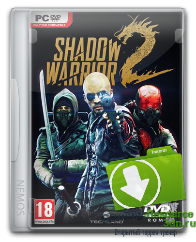 Shadow Warrior 2: Deluxe Edition [v.1.1.9 u11] (2016) PC RePack от =nemos=