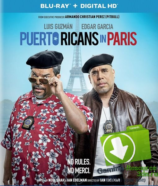 Пуэрториканцы в Париже / Puerto Ricans in Paris (2015) BDRip