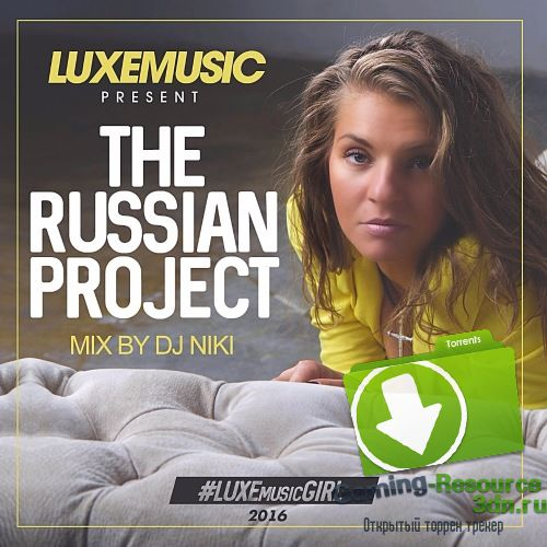 LUXEmusic Project - The Russian Project (2016) MP3