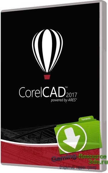 CorelCAD 2017.0 Build 17.0.0.1335 RePack by KpoJIuK