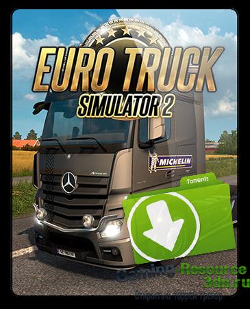 Euro truck simulator 2 [v 1. 22. 2. 6s + 29 dlc] (2013) pc | repack.