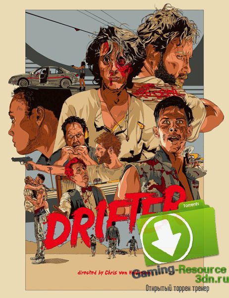 Дрифтер / Drifter (2016) WEB-DLRip