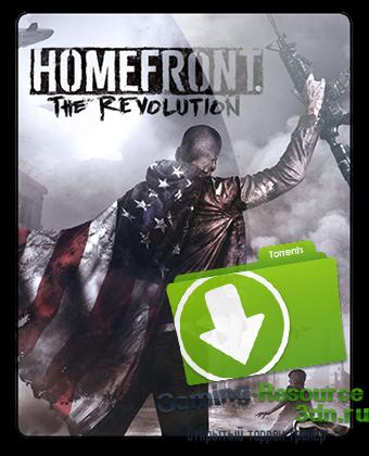 скачать homefront the revolution через торрент repack