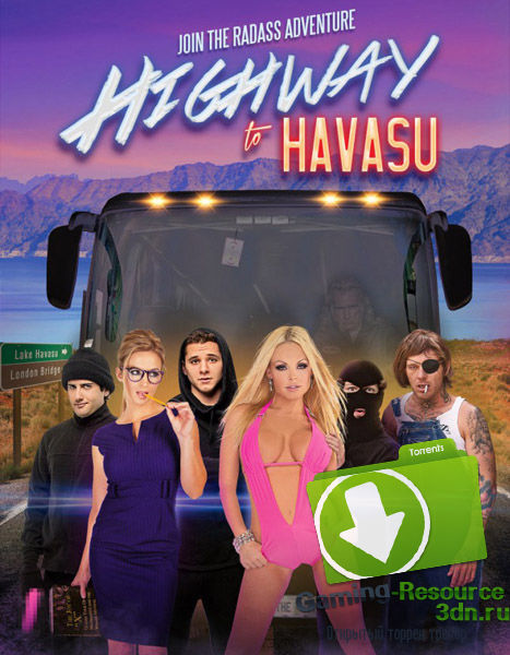 Шоссе на озеро Хавасу / Highway to Havasu (2017) WEB-DLRip