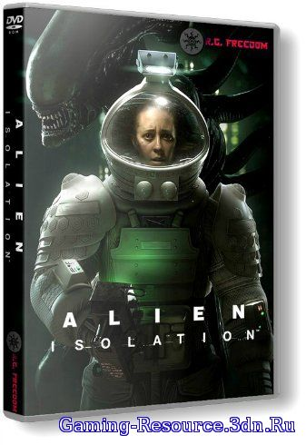 Alien: Isolation [Update 6] (2014) PC | RePack от R.G. Freedom