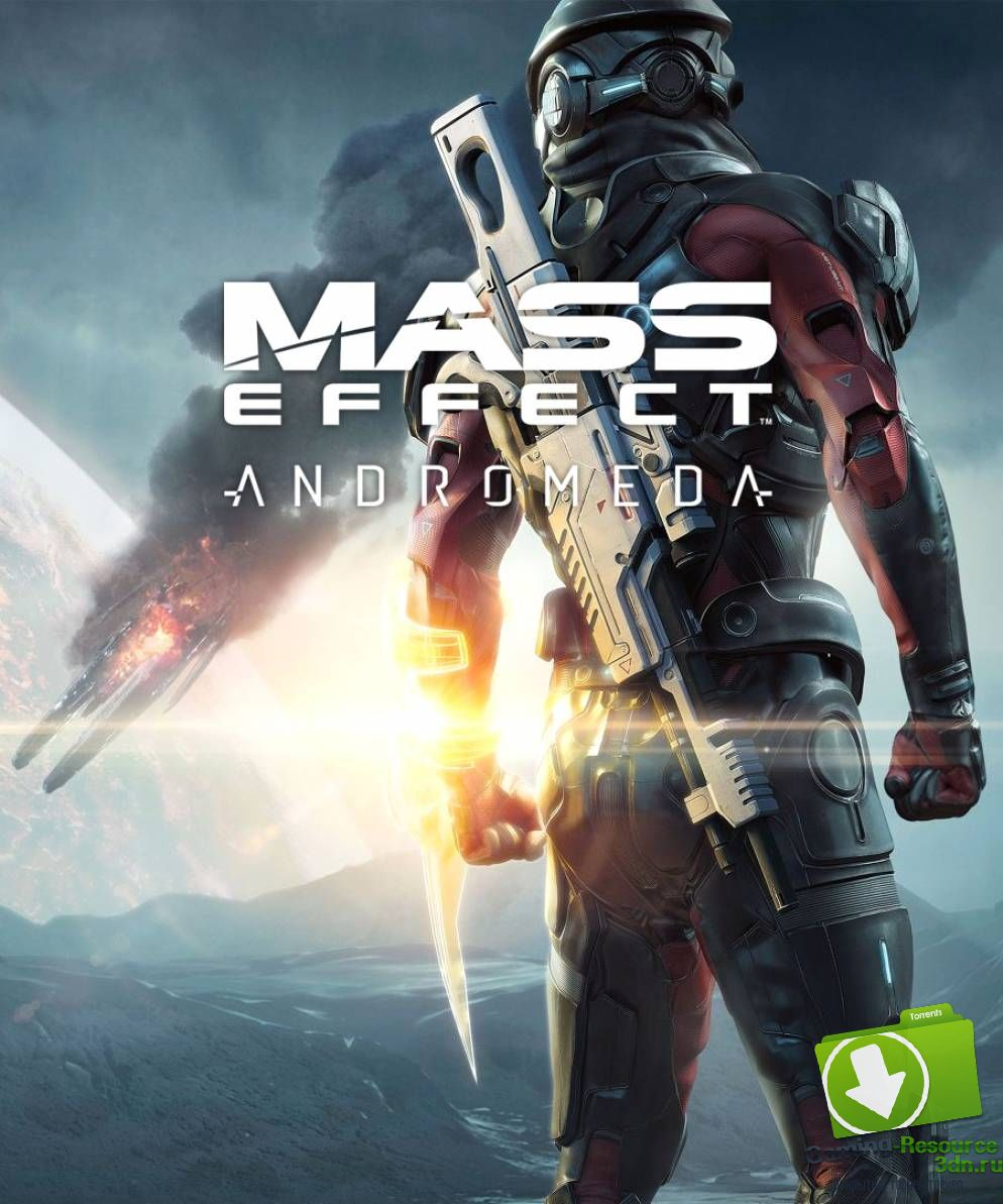 Mass Effect: Andromeda - Super Deluxe Edition (2017) PC | RePack by Dexter