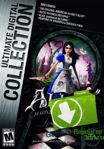 Alice: Madness Returns - The Complete Collection [v.1.0.0.0] (2011) PC