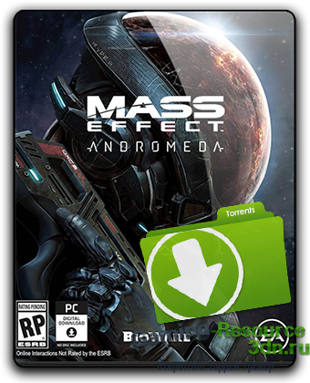 Mass Effect: Andromeda - Super Deluxe Edition (2017) PC | RePack от qoob