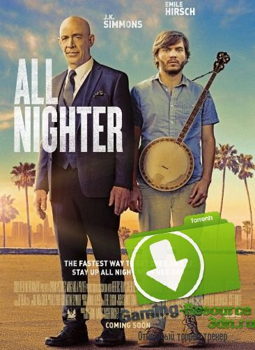Видели ночь / All Nighter (2017) BDRip-AVC