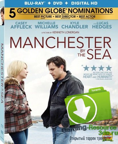 Манчестер у моря / Manchester by the Sea (2016) BDRip