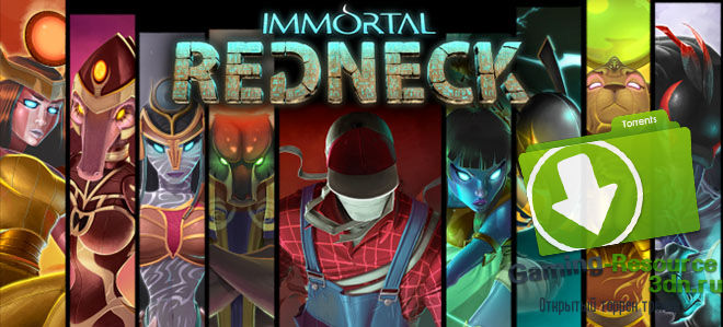 Immortal Redneck v1.2.0