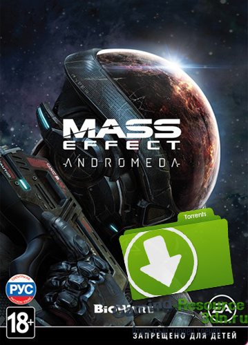 Mass Effect: Andromeda - Super Deluxe Edition [v 1.05] (2017) PC | Repack от R.G. Catalyst