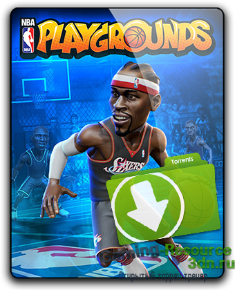 NBA Playgrounds (2017) PC &#12...