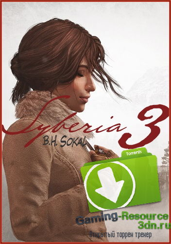 Сибирь 3 / Syberia 3: Deluxe Edition [v 1.2] (2017) PC | Steam-Rip от Let'sРlay