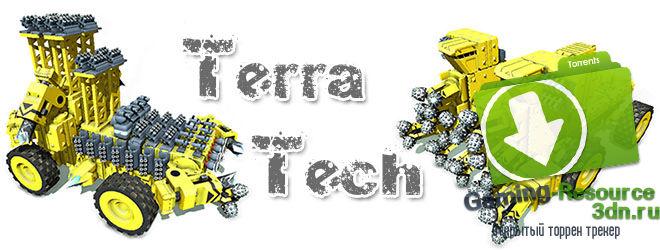 Скачать игру terra tech через торрент