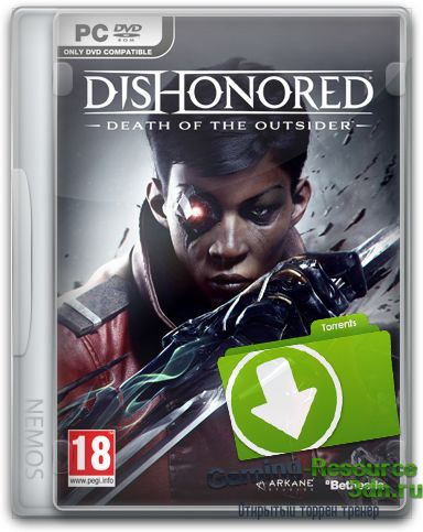 Dishonored: Death of the Outsi...