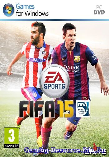 FIFA 15: Ultimate Team Edition [Update 4] (2014) PC