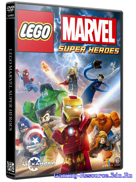 LEGO Marvel Super Heroes [Update 4] (2014) PC