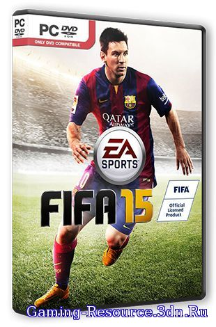 FIFA 15: Ultimate Team Edition [Update 4 1.4.0.0] (2014) [RePack , RUS / ENG, Sports / Simulator] от R.G. Steamgames