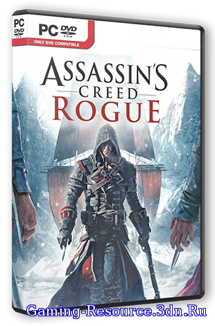Assassin's Creed: Rogue (2015) PC RePack от R.G. Steamgames