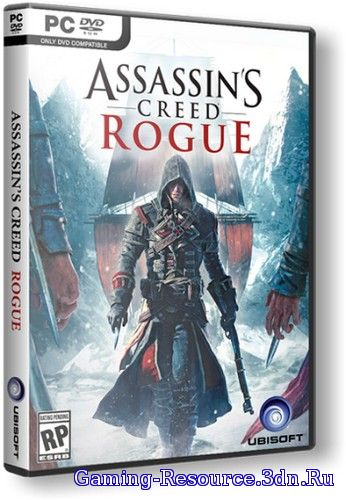 Assassin's Creed: Rogue (2015) PC | RePack от R.G. Catalyst