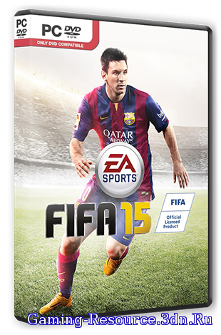 FIFA 15: Ultimate Team Edition [Update 4] (2014) PC | RePack от Crazyyy