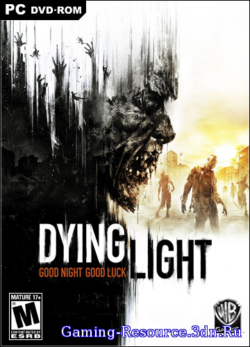 Dying Light Ultimate Edition (Warner Bros. Interactive Entertainment) (RUS / ENG | MULTI9) [Repack] от R.G. Catalyst