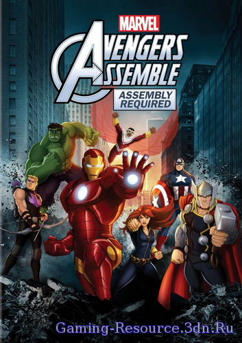 Мстители, общий сбор / Marvel's Avengers Assemble [S01] (2013) WEB-DLRip