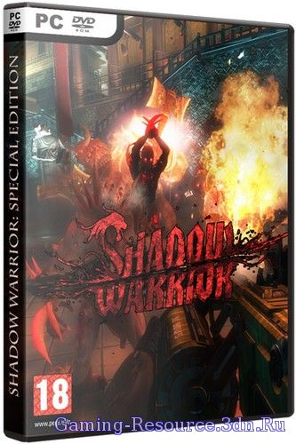 Shadow Warrior [v 1.5.0] (2013) PC | SteamRip от Let'sРlay