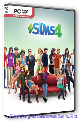 The Sims 4: Deluxe Edition [v 1.5.139.1020] (2014) PC | RePack от R.G. Steamgames