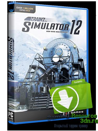 скачать траинз симулятор 2012 билд 61388 на русском
